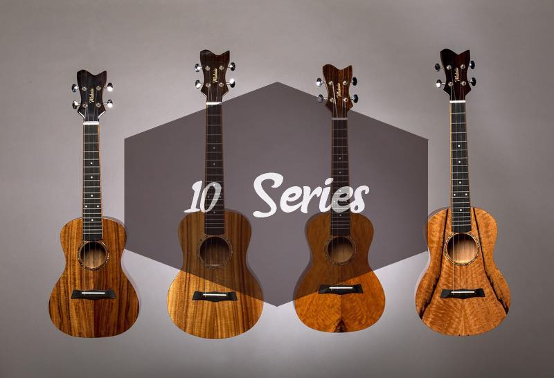 Makaio Ukulele - 10 Series